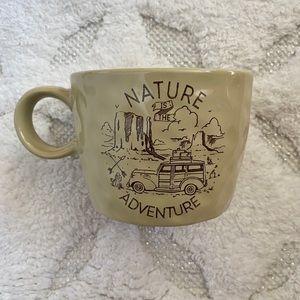 Nature Is The Adventure Mug